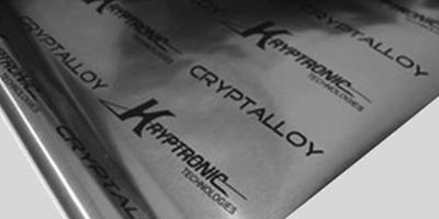 Pouzdra Cryptalloy